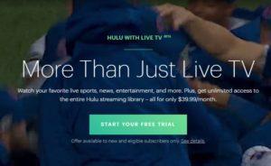 hulu latest price